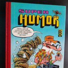 Tebeos: TEBEO / CÓMIC SUPER HUMOR N 19 NUEVO EDICIONES B 1990 MORTADELO Y FILEMÓN . Lote 182419041