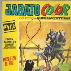 Tebeos: JABATO COLOR EXTRA 48, 1973, BRUGUERA.. Lote 182458206