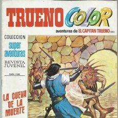 Tebeos: TRUENO COLOR 293, 1975, BRUGUERA, MUY BUEN ESTADO. Lote 182458385