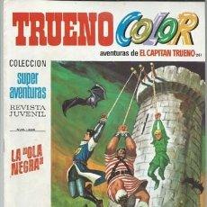Tebeos: TRUENO COLOR 281, 1974, BRUGUERA, MUY BUEN ESTADO. Lote 182458692