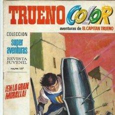 Tebeos: TRUENO COLOR 5, 1969, BRUGUERA. Lote 182458893