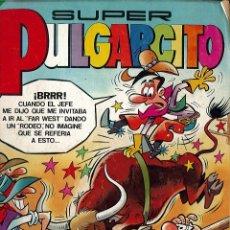 Tebeos: SUPERPULGARCITO Nº 148 Y 118 SUPER PULGARCITO. Lote 182567356