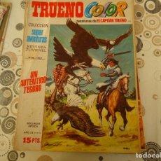 Tebeos: TRUENO COLOR SEGUNDA EPOCA Nº 75 UN AUTENTICO TESORO. Lote 182567433