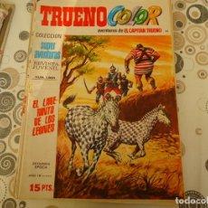 Tebeos: TRUENO COLOR SEGUNDA EPOCA Nº 84 EL LABERINTO DE LOS LEONES. Lote 182567570