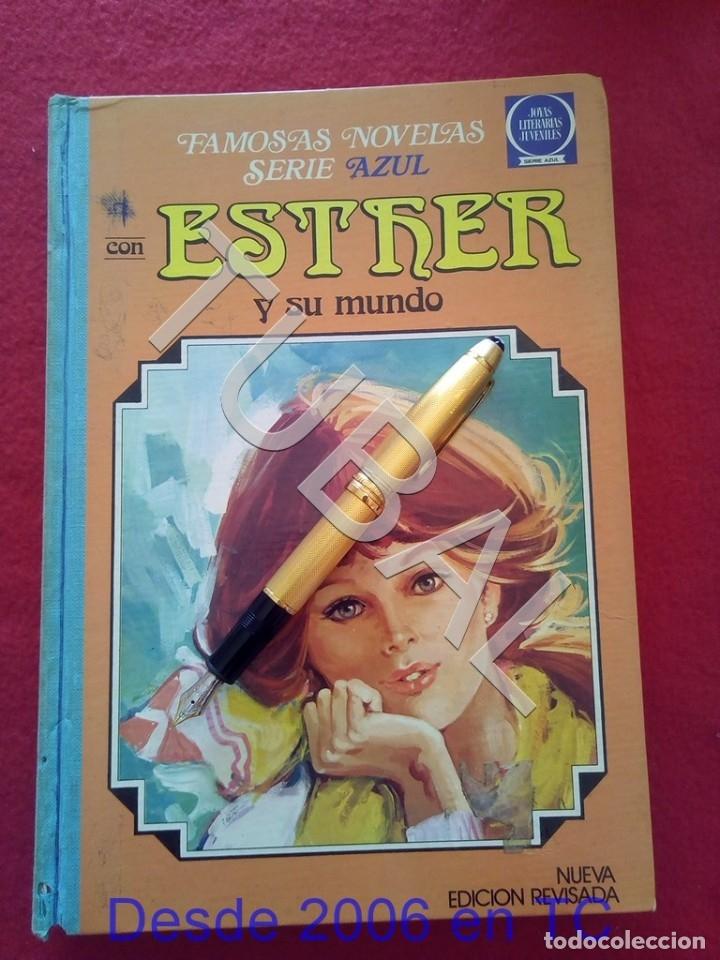 TUBAL ESTHER Y SU MUNDO TOMO Nº 3 1985 ENVIO 4,50 € 2019 U2 (Tebeos y Comics - Bruguera - Esther)