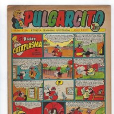 Tebeos: PULGARCITO, AÑO XXXIII, Nº 1166 ***EDITORIAL BRUGUERA ***. Lote 182582562