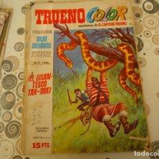 Tebeos: TRUENO COLOR SEGUNDA EPOCA Nº 86 EL GIGANTESCO TAH-ROK. Lote 182628142