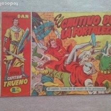 Tebeos: CAPITAN TRUENO Nº 2 ORIGINAL BRUGUERA AMBROS. Lote 182689600