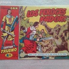 Tebeos: CAPITAN TRUENO Nº 5 ORIGINAL BRUGUERA AMBROS. Lote 182691402