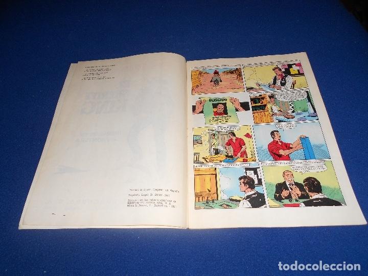 Tebeos: GRANDES AVENTURAS JUVENILES - Nº 2 - EL SHERIFF KING - DISPAROS EN LA FRONTERA - BRUGUERA - 1971 - Foto 3 - 182701795