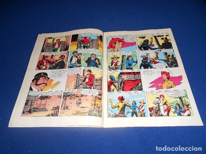 Tebeos: GRANDES AVENTURAS JUVENILES - Nº 2 - EL SHERIFF KING - DISPAROS EN LA FRONTERA - BRUGUERA - 1971 - Foto 4 - 182701795
