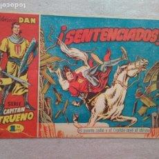 Tebeos: CAPITAN TRUENO Nº 20 ORIGINAL BRUGUERA AMBROS. Lote 182704566