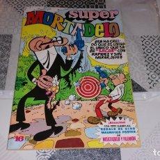 Giornalini: SUPER MORTADELO 7 CON POSTER. Lote 182743843