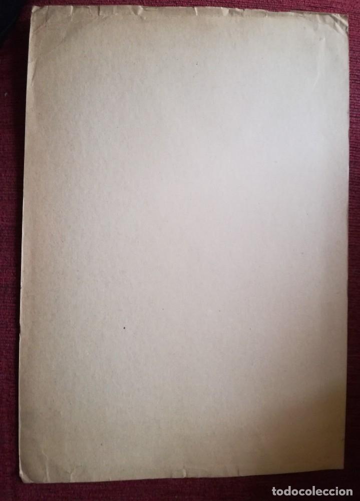 Tebeos: PUBLICIDAD BRUGUERA Nº 3 SOBRE SORPRESA CARTULINA AÑOS 80 - Foto 2 - 182850451