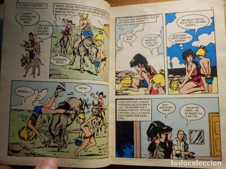 Tebeos: Tebeo - Comic - Esther - Mal de amores - Año 2 n° 15 - Bruguera 1983 - Foto 2 - 182902017