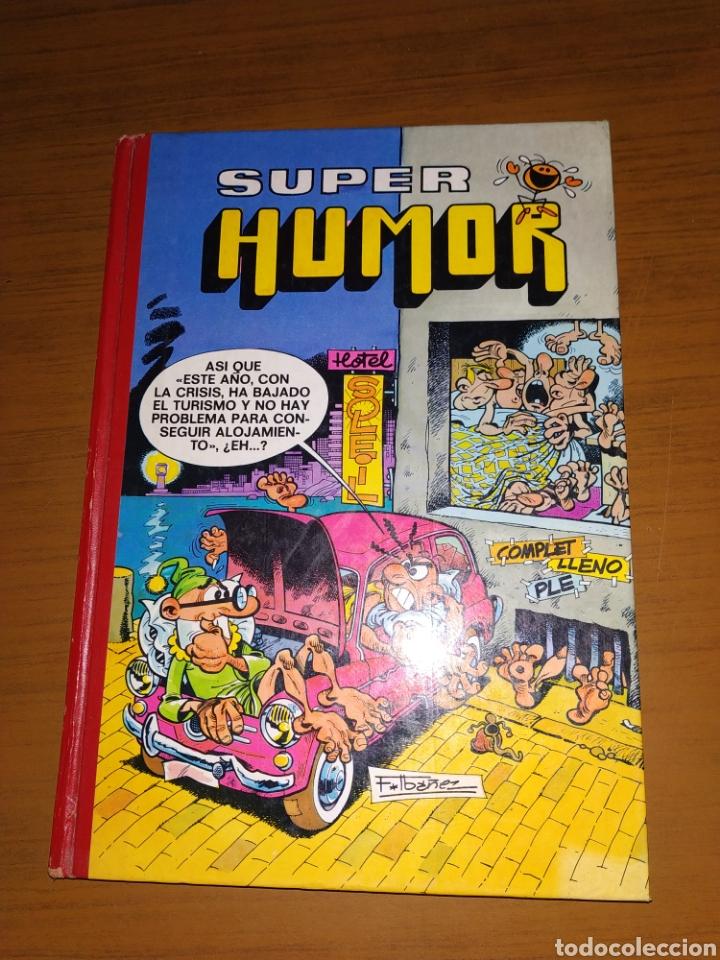 Tebeos: SUPER HUMOR VOLUMEN 18 EDITORIAL BRUGUERA - Foto 3 - 182918813