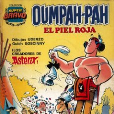 Tebeos: OUMPAH-PAH EL PIEL RIOJA Nº 1 - ED. BRUGUERA (COLECCION SUPERBRAVO). Lote 182937255