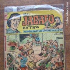 Tebeos: EL JABATO. Nº 51 EXTRA. AÑO II ORIGINAL. EDITORIAL BRUGUERA. Lote 182939561