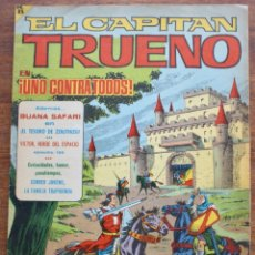 Tebeos: EL CAPITAN TRUENO Nº 368 (BRUGUERA 1967). Lote 182940775