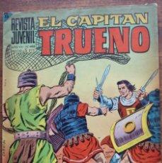 Tebeos: EL CAPITAN TRUENO Nº 405 AÑO VIII (BRUGUERA 1967). Lote 182940926