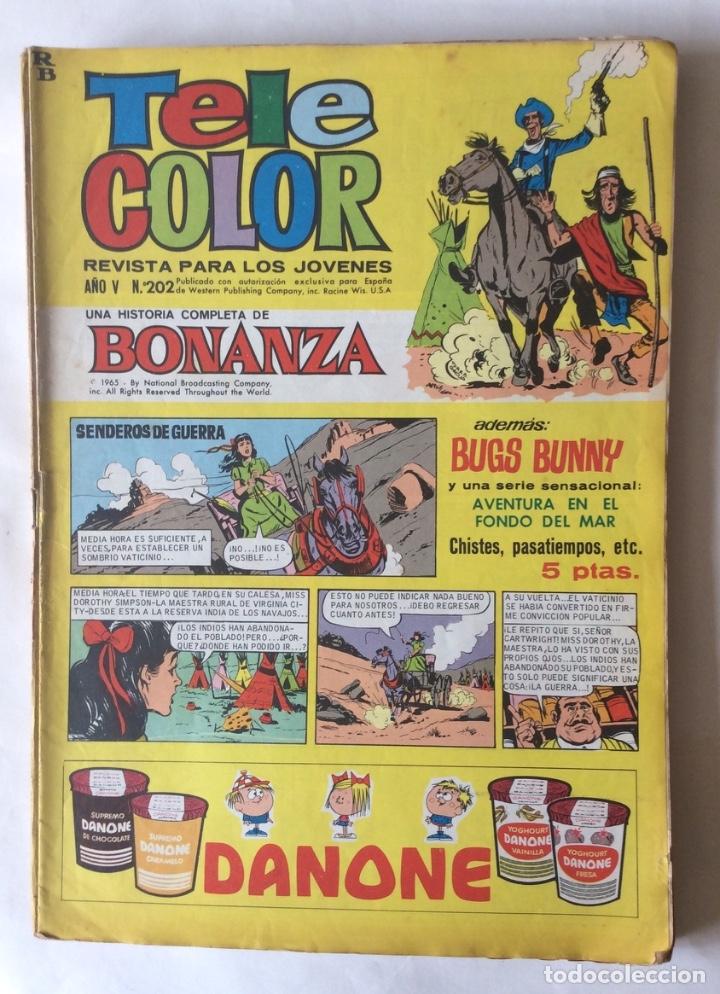 TELE COLOR - BRUGUERA - 12 NÚMEROS AÑOS 60 (Tebeos y Comics - Bruguera - Tele Color)