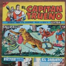 Tebeos: EL CAPITAN TRUENO. Nº 236 EXTRA 1964. AÑO V ORIGINAL. EDITORIAL BRUGUERA. Lote 182973890