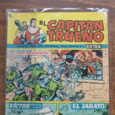Tebeos: COMIC COLECCION EL CAPITAN TRUENO EXTRA Nº 224-AÑO V. Lote 182980132