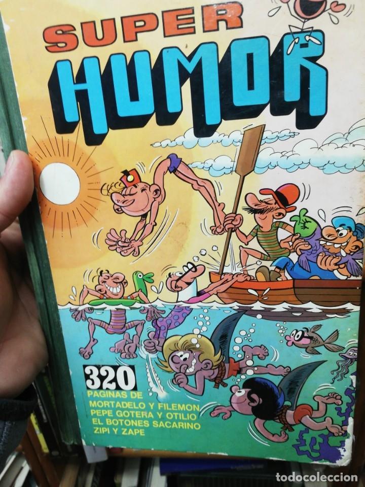 SUPER HUMOR N. 1 (Tebeos y Comics - Bruguera - Super Humor)