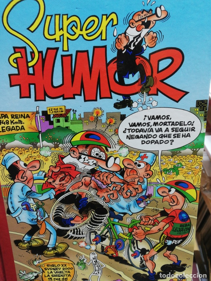SUPER HUMOR N. 33 (Tebeos y Comics - Bruguera - Super Humor)
