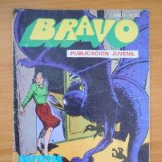 Tebeos: BRAVO Nº 58 - INSPECTOR DAN Nº 29 - BRUGUERA (FW). Lote 183010588