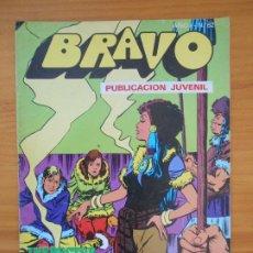 Tebeos: BRAVO Nº 62 - INSPECTOR DAN Nº 31 - BRUGUERA (FW). Lote 183010825