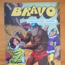 Tebeos: BRAVO Nº 64 - INSPECTOR DAN Nº 32 - BRUGUERA (FW). Lote 183011046