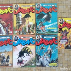 Tebeos: LOTE DE COMICS JABATO ALBUM COLOR Nº 1-2-3-4-5-6 - 11 - EDITORIAL BRUGUERA 1980. Lote 183034065