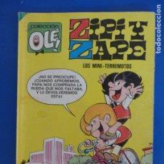 Tebeos: COMIC DE OLE ZIPI ZAPE LOS MINI TERREMOTOS Nº 10-Z.25 AÑO 1988 DE BRUGUERA LOTE 23 B. Lote 183035270