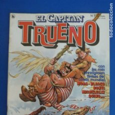 Tebeos: COMIC DE EL CAPITAN TRUENO AÑO 1985 Nº 7 DE BRUGUERA LOTE 18 E. Lote 183039768