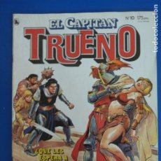 Tebeos: COMIC DE EL CAPITAN TRUENO AÑO 1985 Nº 10 DE BRUGUERA LOTE 18 E. Lote 183039896