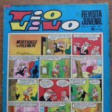 Tebeos: TIO VIVO, Nº 569, AÑO XV, 2ª EPOCA. BRUGUERA 1972.. Lote 183069241