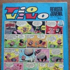 Tebeos: TIO VIVO, Nº 471, AÑO XIII, 2ª EPOCA. BRUGUERA 1970.. Lote 183070163