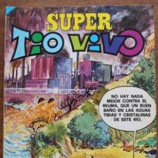 Tebeos: SUPER TIPO VIVO NUMERO EXTRA 1978. Lote 183071887