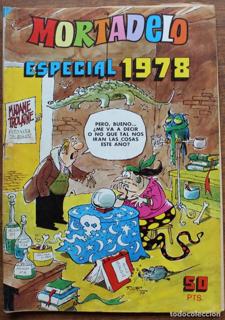 MORTADELO ESPECIAL 1978 Nº 29 EN MUY BUEN ESTADO (Tebeos y Comics - Bruguera - Mortadelo)
