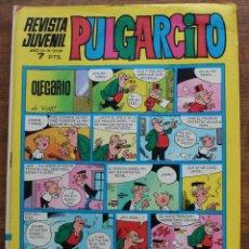 Tebeos: PULGARCITO- AÑO LII Nº 2159-1972. Lote 183072783