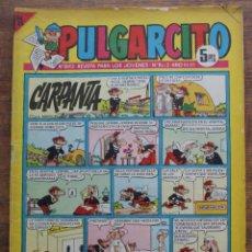 Tebeos: PULGARCITO- AÑO XLVI Nº 1842-1966. Lote 183073258