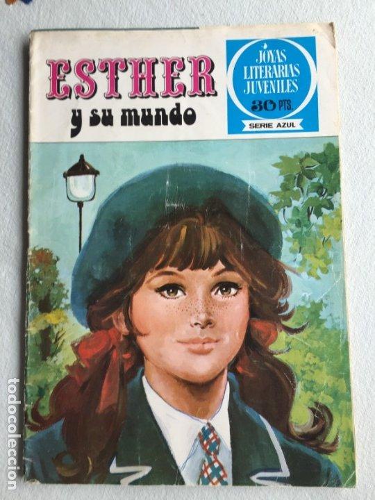 ESTHER Y SU MUNDO Nº 1 (Tebeos y Comics - Bruguera - Esther)