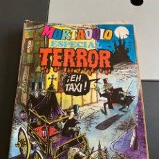 Tebeos: MORTADELO. ESPECIAL TERROR N 8. 1976. Lote 183166875