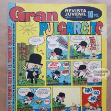 Tebeos: GRAN PULGARCITO Nº 26 - AÑO 1 - REVISTA JUVENIL - BRUGUERA - JMV. Lote 183267578