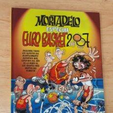 Tebeos: MORTADELO ESPECIAL EURO BASKET 2007. Lote 183297663