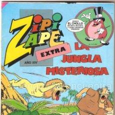 Tebeos: COMIC ZIPI Y ZAPE EXTRA LA JUNGLA MISTERIOSA AÑO XIV NUEVO Nº 79. Lote 183302525