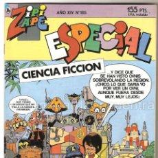 Tebeos: COMIC ZIPI Y ZAPE ESPECIAL 165 CIENCIA FICCIÓN NUEVO . Lote 183302963