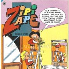 Tebeos: COMIC ZIPI Y ZAPE 669 AÑO XIV NUEVO 1986. Lote 183303847
