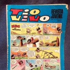 Tebeos: COMIC REVISTA JUVENIL TIO VIVO AÑO XII NUMERO 473. Lote 183319778